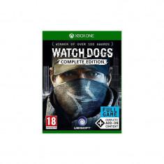 Joc consola Ubisoft Ltd Watch Dogs Complete Xbox ONE - Jocuri Xbox One
