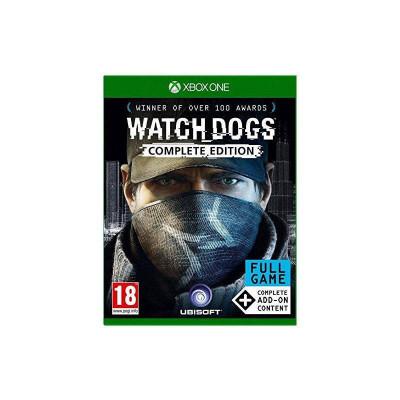 Joc consola Ubisoft Ltd Watch Dogs Complete Xbox ONE foto