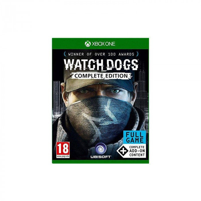 Joc consola Ubisoft Ltd Watch Dogs Complete Xbox ONE foto mare