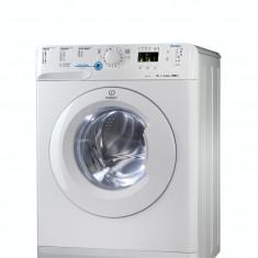Masina de spalat rufe Indesit XWA 61051 W 1000RPM 6Kg A+ Innex Alb, A+