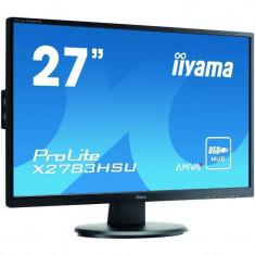 Monitor LED Iiyama ProLite X2783HSU-B1 27 inch 4 ms Black