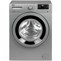 Masina de spalat rufe Beko WKY71233LSYB2 A+++ 1200 rpm 7kg argintie, 1100-1300 rpm, A+++