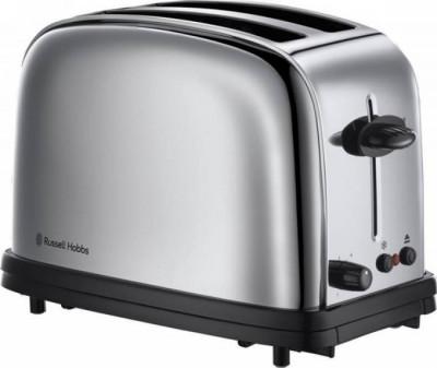 Prajitor de paine Russel Hobbs Chester 1200W inox foto
