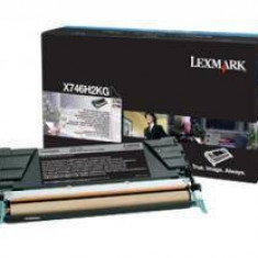 Consumabil Lexmark Consumabil toner pt X746 si X748 Black High Yield Toner Cartridge12000 pages