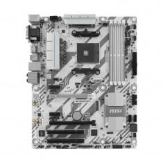 Placa de baza MSI B350 TOMAHAWK ARCTIC AMD AM4 ATX, Pentru AMD, DDR4