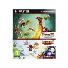 Joc consola Ubisoft Rayman Double Pack PS3 - Jocuri PS3 Ubisoft, Actiune, 3+