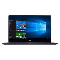 Laptop Dell XPS 15 9550 15.6 inch Ultra HD Touch Intel Core i5-6300HQ 8GB DDR4 256GB SSD nVidia GeForce GTX 960M 2GB Windows 10 Silver