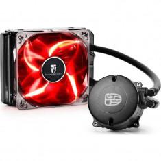 Cooler CPU Deepcool Maelstrom 120T Red - Cooler PC