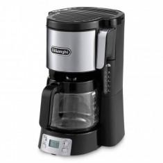 Cafetiera Delonghi ICM 15250 1000W 1.25l neagra