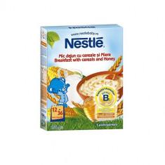 Cereale copii NESTLE Mic dejun cu cereale si miere 250g de la 12 luni