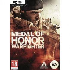 Joc PC EA Medal of Honor Warfighter - Jocuri PC Electronic Arts, Shooting, 16+, Single player
