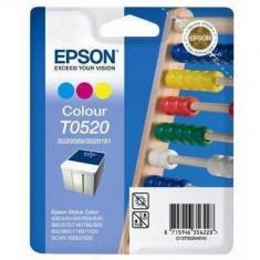 Consumabil Epson Cartus T0520 Colour - Cartus imprimanta