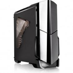Carcasa Thermaltake Versa N21 fara sursa Black - Carcasa PC Thermaltake, Middle Tower