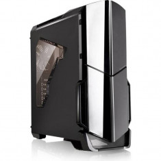Carcasa Thermaltake Versa N21 fara sursa Black - Carcasa PC Thermaltake, Middle tower