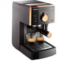 Espressor manual Philips Saeco Poemia HD8425/21 950W Negru/Alama