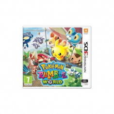 Joc consola Nintendo Pokemon Rumble World 3DS
