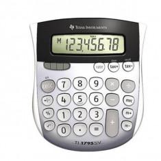 Calculator de birou Texas Instruments TI-1795 SV 8 cifre - Calculator Birou