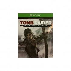 Joc consola Square Enix Tomb Raider Definitive Edition Xbox One - Jocuri Xbox One Square Enix, Role playing, 18+