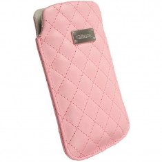 Husa protectie Krusell 95120/A1 Avenyn M pink
