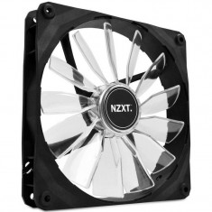 Ventilator NZXT FZ 140mm White LED Airflow Series - Fan controller