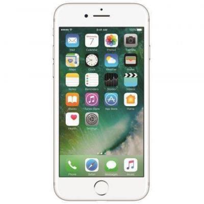 Smartphone Apple iPhone 7 128GB 4G Silver foto