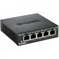 Switch D-Link DES-105 5 porturi