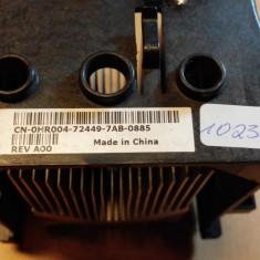 Cooler PC Dell Optiplex 755, 960, 760, 780 CN-0HR004 (10238), Pentru procesoare