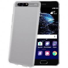 Husa Protectie Spate Celly GELSKIN644 Transparent pentru HUAWEI P10 - Husa Telefon