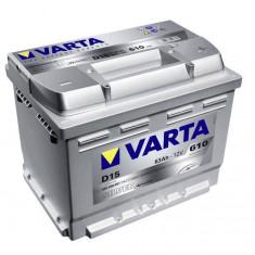 Baterie auto Varta SILVER DYNAMIC 563400061 D15 63Ah 610A, 60 - 80