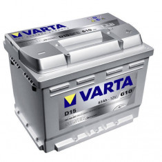 Baterie auto Varta SILVER DYNAMIC 563400061 D15 63Ah 610A