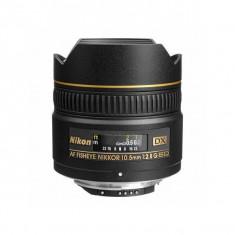 Obiectiv Nikon AF DX Fisheye-Nikkor 10.5mm f/2.8G ED - Obiectiv DSLR