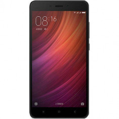 Smartphone Xiaomi Redmi Note 4 32GB Dual Sim 4G Black - Telefon Xiaomi
