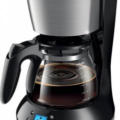Cafetiera Philips HD7459/20 Daily Collection 1000W 1.2 l neagra