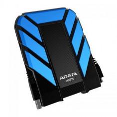 Hard disk extern ADATA HD710 1TB albastru - HDD extern A-data, 1-1.9 TB, 2.5 inch