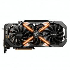 Placa video Gigabyte AORUS GeForce GTX 1080 Ti 11GB DDR5X 352-bit