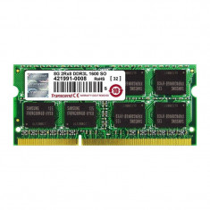Memorie laptop Transcend JetRam 8GB DDR3 1600 MHz pentru Apple iMac 2013 - Memorie RAM laptop