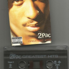 A(02) caseta audio-2Pac - Muzica Hip Hop Altele, CD
