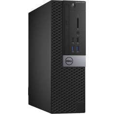 Sistem desktop Dell OptiPlex 3040 SFF Intel Core i3-6100 4GB DDR3 500GB HDD Windows 10 Pro Black - Sisteme desktop fara monitor