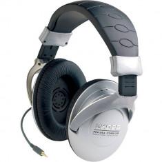 Casti Koss PRO3AA BB 1 black / silver, Casti Over Ear, Cu fir, Mufa 3, 5mm