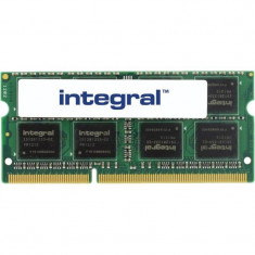 Memorie laptop Integral 8GB DDR3 1066 MHz CL7 R2 Unbuffered - Memorie RAM laptop