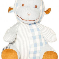 Jucarie textila U-GROW UG-AF12 Sit Monkey 22 cm