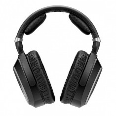 Casti Sennheiser RS 195 Wireless negru