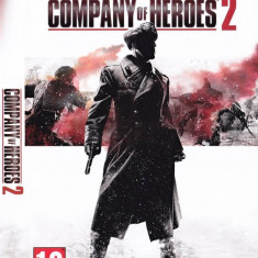 Joc PC Sega Company of Heroes 2 - Jocuri PC Sega, Strategie, 18+, Single player