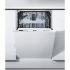 Masina de spalat vase incorporabila Whirlpool ADG 301 A+ 10 seturi 6 programe alba