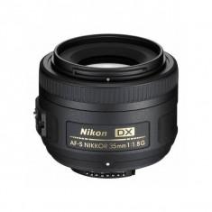 Obiectiv Nikon AF-S DX Nikkor 35mm f/1.8G - Obiectiv DSLR