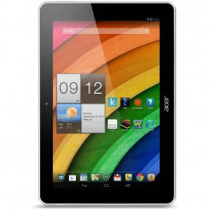 Tableta Acer Iconia A3-A10 10.1inch Quad-Core 1GB 16GB Android Alb, Wi-Fi
