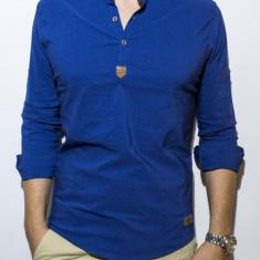 Camasa tip Zara - camasa alba - camasa slim fit - camasa elastica - cod 30