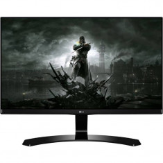 Monitor LED Gaming LG 24MP68VQ-P 23.8 inch 5ms Black, 23 inch