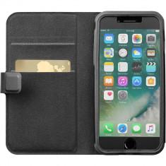 Husa Flip Cover Cellularline TOPSECRETIPH747K Top Secret Negru pentru Apple iPhone 7 - Husa Telefon
