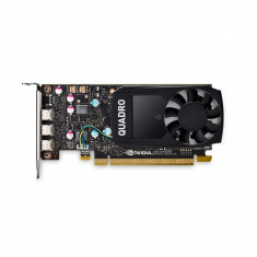 Placa video PNY nVidia Quadro P400 DVI 2GB GDDR5 64 bit - Placa video PC PNY, PCI Express